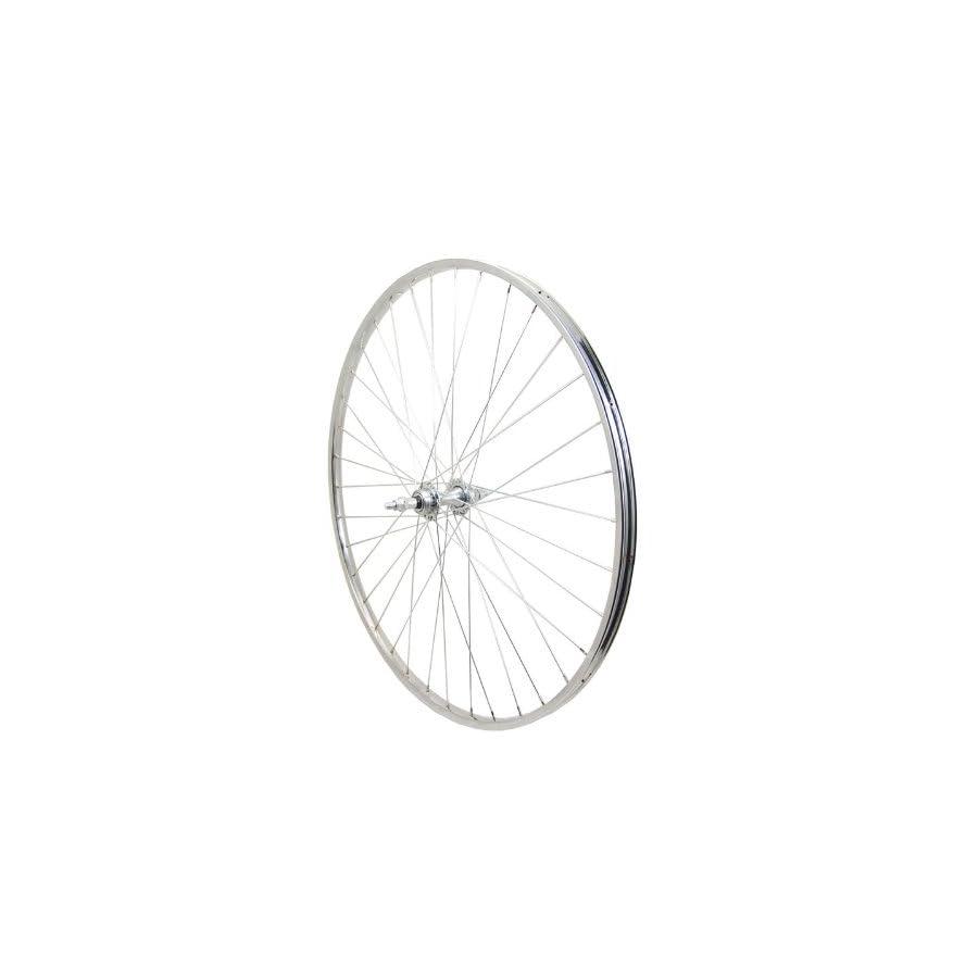 Sta Tru Alloy 6 7 Speed Freewheel Hub Rear Wheel (27X1 1/4 Inch)