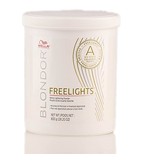 Wella Professionals Blondor Freelights White Lightening Powder, 28.2 Ounce by Wella - Wella Blondor Lightening
