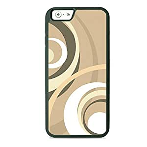 Brown Swirl Pattern Hard PC Back Case Cover For SamSung Galaxy S3