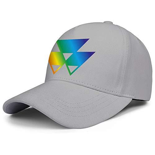 Massey-Ferguson-Gay-Pride-Rainbow- Unisex Baseball Cap Printed Hat Trucker Hat for Running (Massey Ferguson 7 Lawn Tractor For Sale)
