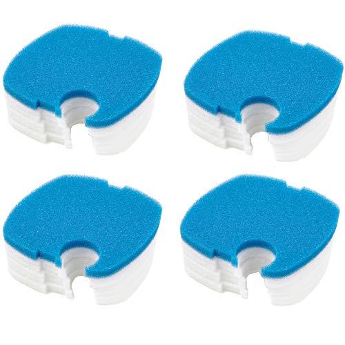 Aquaneat Replacement Filter Pads for Canister SUNSUN HW-304B/404B/704B/3000 CF500 Bio Sponge