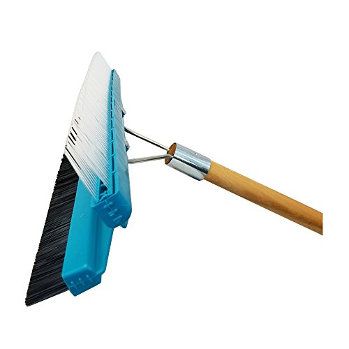 Grandi Groom Rake & Brush Combo Pet Carpet & Synthetic Turf - AB19 ()