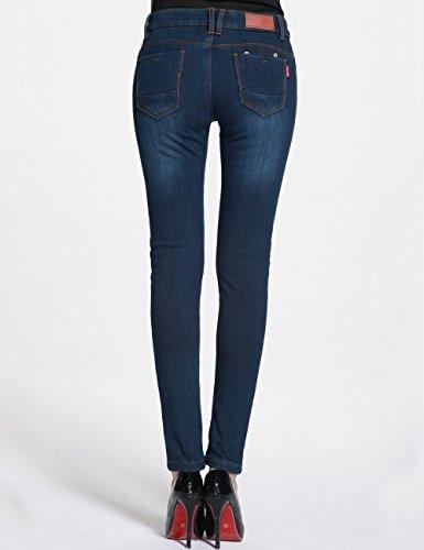 Camii Jeans Mia Jeans Camii Blau Donna Donna Mia B6pnz5w8n