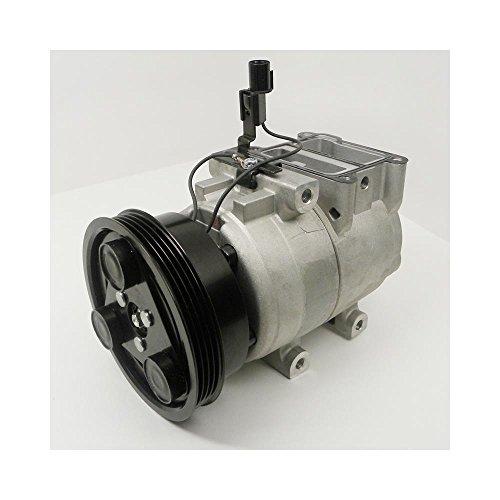 Hyundai Tiburon A/c Compressor (RYC Remanufactured A/C Compressor Hyundai Accent L4 1.6L 1600cc 2000-2003 10350500)
