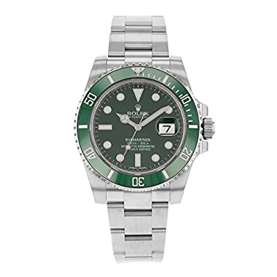 Rolex Submariner Men's Watch 116610LV