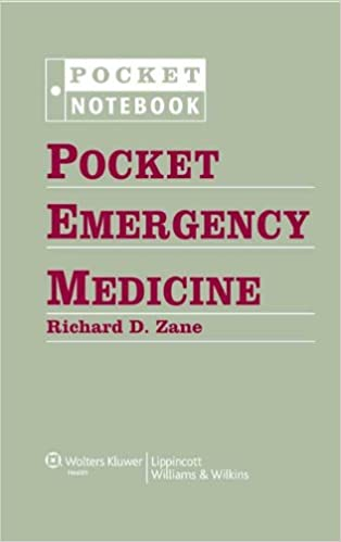 Pocket emergency medicine pocket notebook series 9781605477312 pocket emergency medicine pocket notebook series 9781605477312 medicine health science books amazon fandeluxe