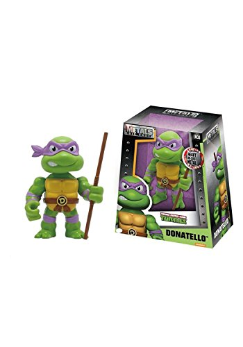 (Teenage Mutant Ninja Turtles Jada Metals Die Cast 4