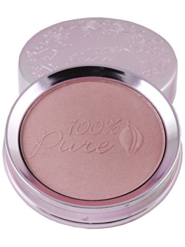 100% Pure Strawberry Powder Blush