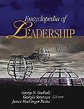 Encyclopedia of Leadership 4 vol. set