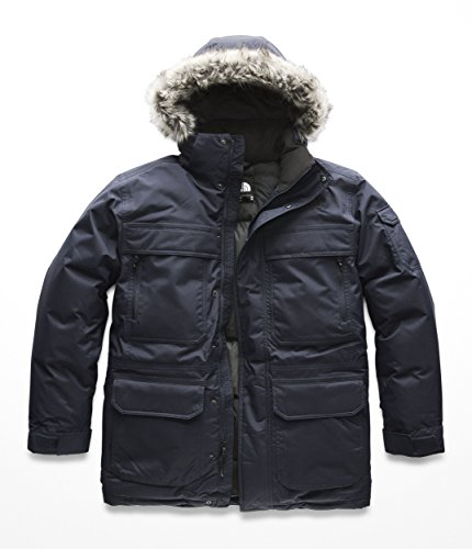 The North Face Men's McMurdo Parka III - Urban Navy - (Downtown Parka)