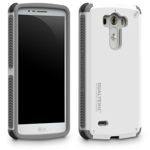 DualTek Extreme Shock Case for LG G3 - Matte Black