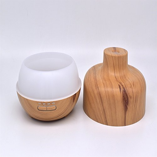 Pangxiannv Household Essential Oil Aroma Humidifier LED Ultrasonic Aroma Diffuser Air Aromatherapy Purifier Essential Oil Humidifier Best Air Purifier 2019 Pure Hot Cool Air Filter Air