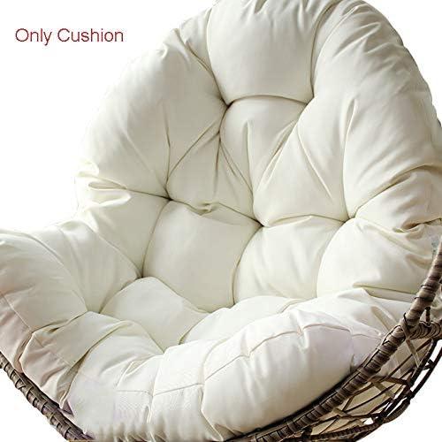 SQINAA Hanging Hammock Cushions Without