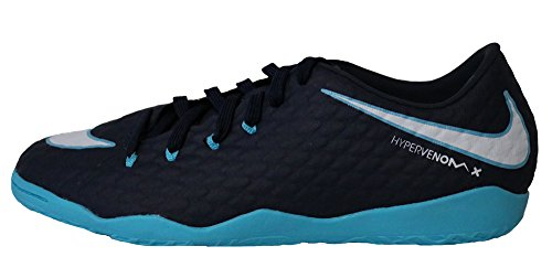 Football obsidian Rouge gletscher Hypervenomx Blau Phelon Nike wei Ic Blau gamma Chaussures Iii 414 Homme De noir Blau AagYa8wPxq