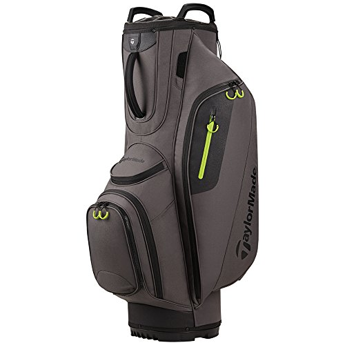 TaylorMade Cart Lite Golf Bag Gray/Green
