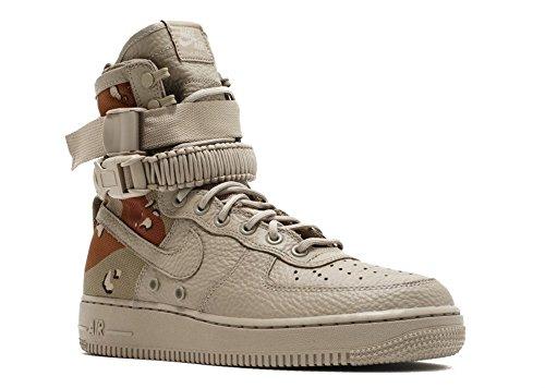 Nike Mens Sf1 Camo Chino-classic Stone Leather