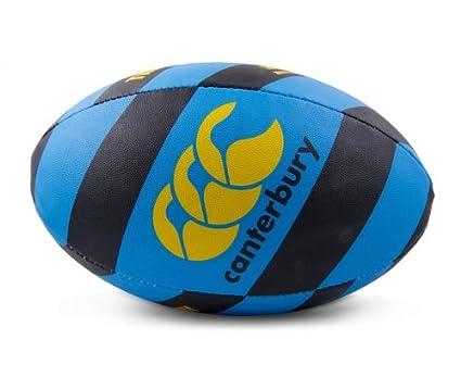 Canterbury Thrillseeker - Balón de Rugby para Entrenamiento Azul ...