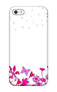 Iphone 5/5s Case Cover - Slim Fit Tpu Protector Shock Absorbent Case (the Empress)