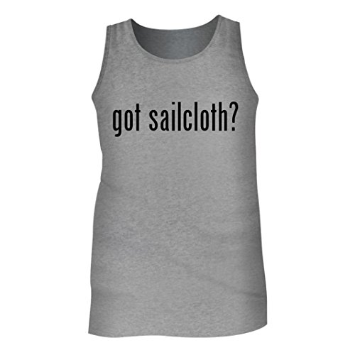 Recycled Small Duffle - Tracy Gifts Got sailcloth? - Men's Adult Tank Top, Heather, Small