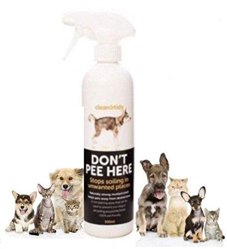 cat pissing deterrent