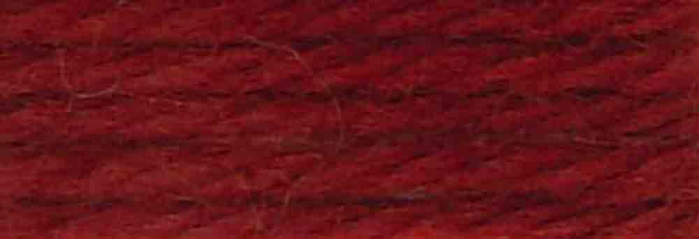 DMC 486-7008 Tapestry and Embroidery Wool, 8.8-Yard, Dark Red Notions - In Network