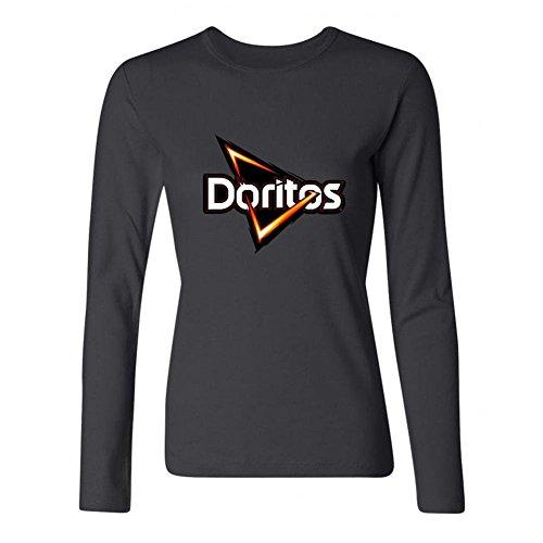 chengxingda-womens-doritos-logo-long-sleeve-t-shirt-size-m