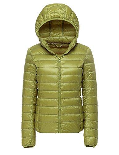 Down Jacket Green - 5