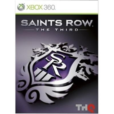 Saints Row The Third P H X360 (55317) - (Xbox 360 Games Saints Row)