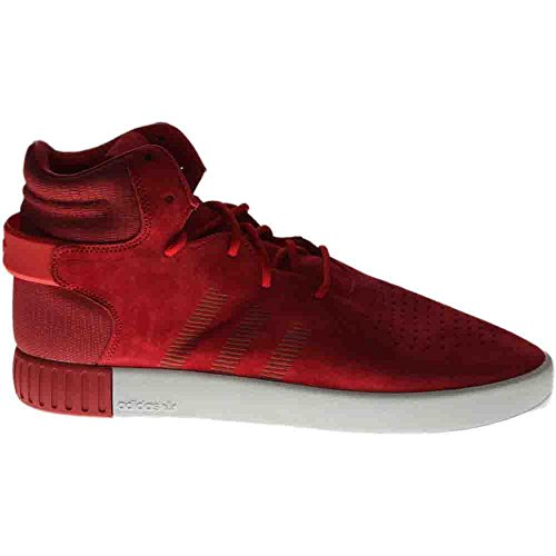 adidas Tubular Invader Fashion Sneakers Red Poppy Vintage White S81963 tp3QRqfVyK