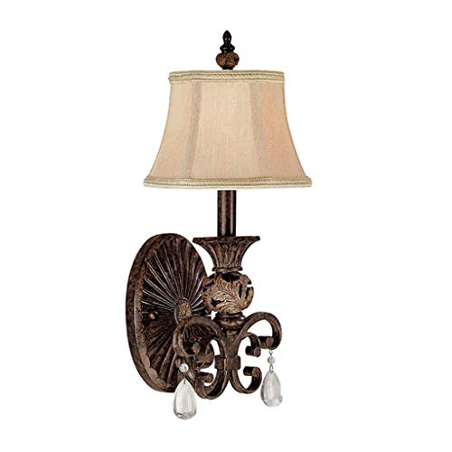Chesterfield Brown 1 Light Manchester Wall Sconce - Manchester One Light Sconce