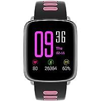 Waterproof Pedometet Resistant Bluetooth Smartwatches Advantages