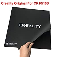 Creality Ultra-Flexible Removable Magnetic 3D Printer Build Surface Heated Bed Cover for CR-10/CR-10S 3D Printer 310X310MM by Creality 3D