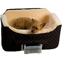 Snoozer Lookout II Pet Car Seat, Large II, Black