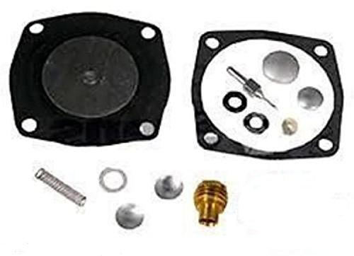 (Carburetor Rebuild Kit 631893A for Toro 2-Cycle Snowthrowers S140, S200, S620, Snowmaster, Fits Many 2-Cycle Tecumseh Engines with Diaphragm Pump Carburetors, Fits Many Tecumseh Engines.)