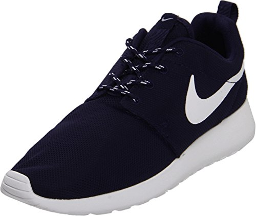 Nike Women's Downshifter 7 Running Shoes, Black/White, Size 8 EE US