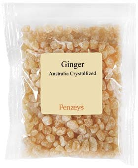 - Crystallized Ginger By Penzeys Spices 9.4 oz 1.5 cup bag