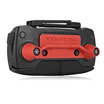 iTrunk Upgraded Transport Clip with Screen Guard Controller Transmitter Stick Thumb Compatible for DJI Mavic Pro