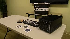 NewTek TriCaster Studio Live Production with Switcher, Titler & Keyer