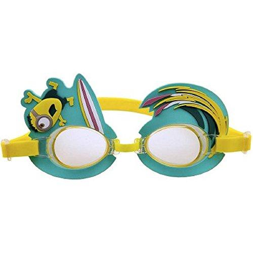 Aqua Leisure Despicable Me Swim Mask/Goggles - Minions (The Big - Goggles Status On