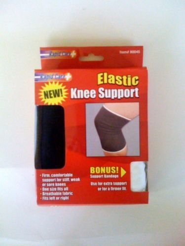 Rapid Care First Aid 80045 Elastic Knee Support