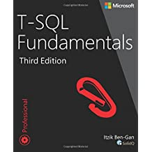 T-SQL Fundamentals (3rd Edition)