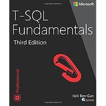 T-SQL Fundamentals (3rd Edition)
