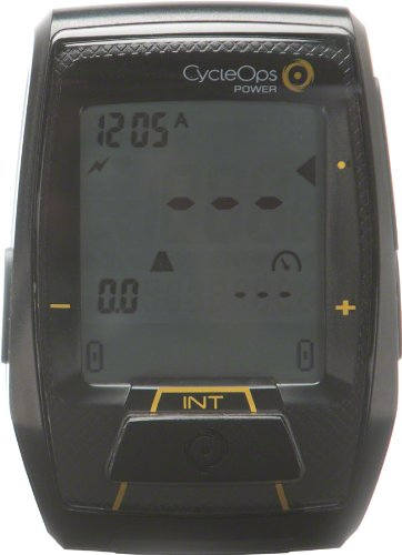 CycleOps Joule Cycling Computer: Black