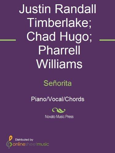 Seorita Kindle Edition By Chad Hugo Justin Timberlake Pharrell