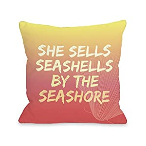 41HbQV1w73L._SS300_ 100+ Coastal Throw Pillows & Beach Throw Pillows