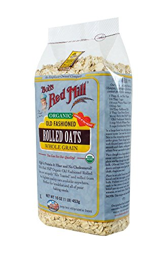 Rolled Oats, Bob's Red Mill Organic, 16 oz