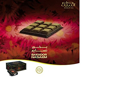 Bakhoor Nasaem Incense Nabeel Perfumes product image
