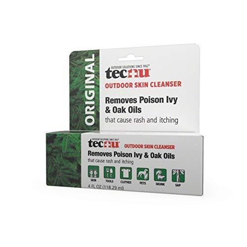 Tecnu Outdoor Skin Cleanser 4 oz (Pack of 3) by Tecnu