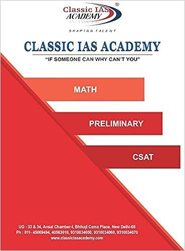 IAS PRELIMS STUDY MATERIAL PDF