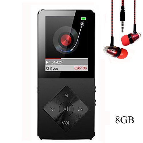 Mp3 player, Music Player, Hotechs Hi-Fi Sound , with FM Radi